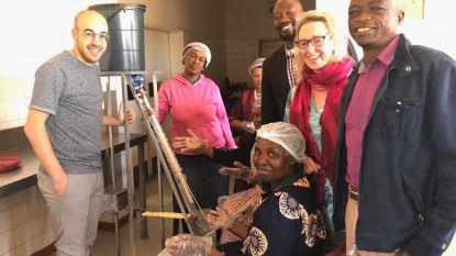 Stad ondersteunt ijslollyfabriek in Afrikaanse zusterstad Francistown