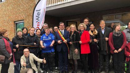 Eerste fase sociaal woonproject WoonWel op site Baanhof geopend