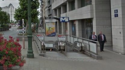 Metroverkeer Brussel herneemt nadat brokstukken van plafond vielen in station IJzer