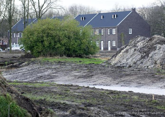 De gemeente wil minder regels voor nieuwbouw van woningen.