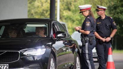 Beierse politie begint met controles aan Oostenrijkse grens