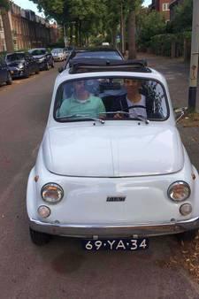 Hartje Breda: Bredase Fiat 500 gejat... in Italië!