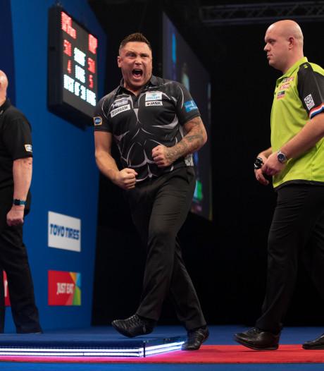 Van Gerwen loopt finale Grand Slam of Darts mis na eerste nederlaag ooit tegen Price