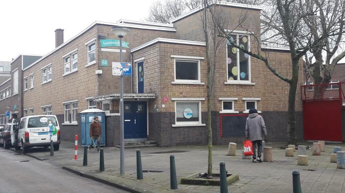 De Lucasschool in Rotterdam-West.