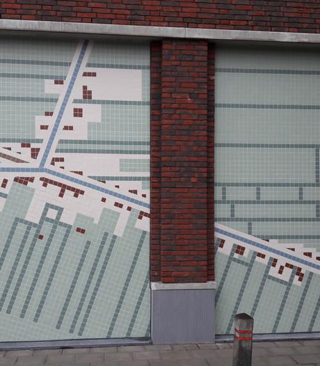 Oud Veenendaal uitgebeeld in tegeltjes