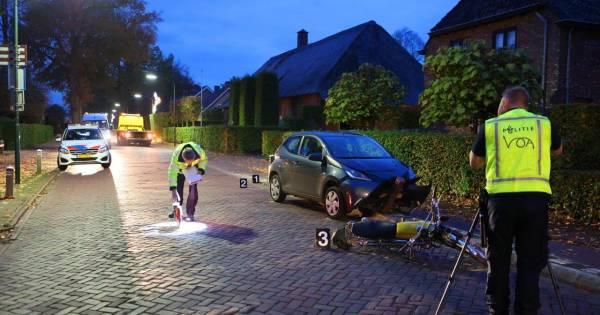 Twee gewonden bij ongeluk in Helvoirt, automobilist onder invloed negeert wegafzetting.