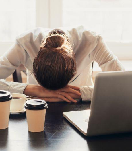 'Slaaptekort werknemers kost Nederlandse bedrijven 12,4 miljard euro per jaar'