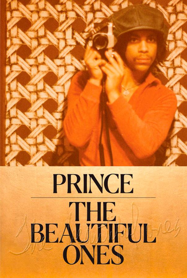 """La couverture des mémoires de Prince: """"The Beautiful Ones"""""""