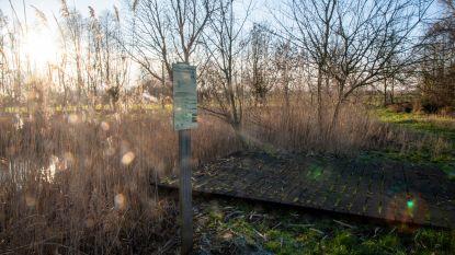Klacht tegen onbekende vandalen op Molenbeekpad