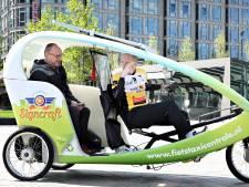 Einde nadert voor fietstaxi's in Rotterdam