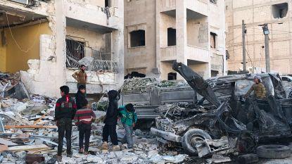 Turkije wil dat Rusland en Iran offensief in Syrische Idlib staken