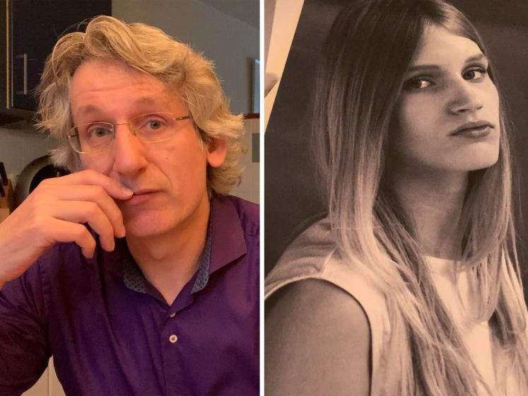 Ronald schrijft gedichten voor zijn overleden dochter: 'Ik wilde iets aan haar geven'