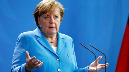 """Merkel: """"Migratievraagstuk is beslissende test voor Europese cohesie"""""""