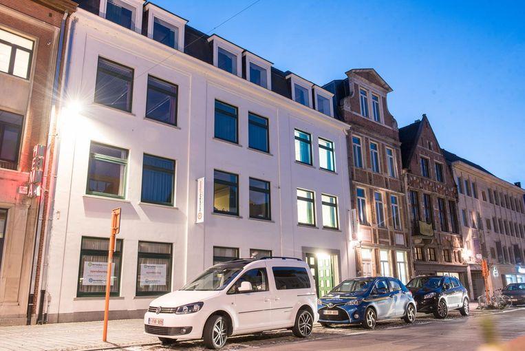 Aan de Bernardusscholen in Oudenaarde werden kinderen op vier verschillenden campussen ziek.