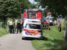 Lichaam vermiste vrouw gevonden in water aan de Bloemendijk in Dinteloord