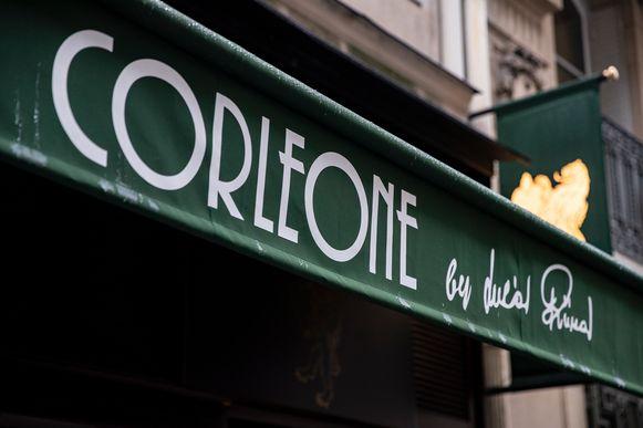 De 'Corleone' in Parijs.