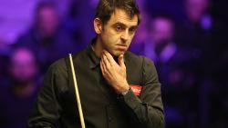 """O'Sullivan """"voelde zich helemaal niet goed"""", maar laat wel geen spaander heel van Fu op Masters snooker"""