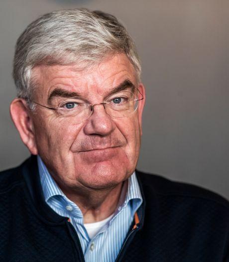 Nog immer ambitieuze burgemeester Van Zanen was toe aan nieuwe uitdaging