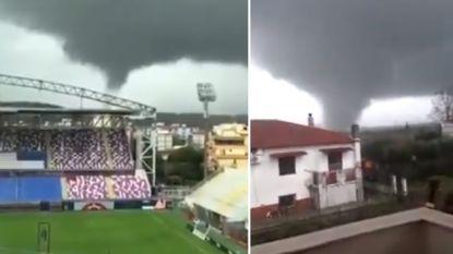 Krachtige tornado's en waterhozen zaaien spoor van vernieling in Zuid-Italië: spectaculaire videobeelden spreken boekdelen