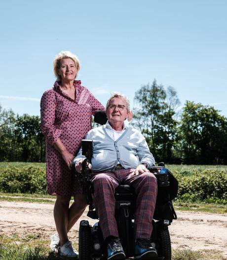 Traagheid in de zorg is gekmakend voor Toon Lepoutre uit Winterswijk