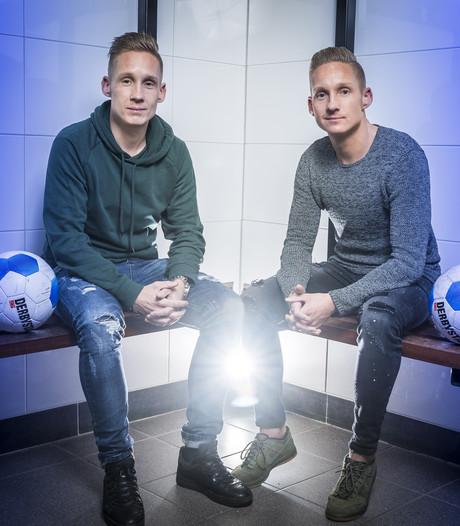 Boy en Dennis Olijnyk: Broers, backs en bikkelaars