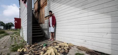 Eritreeërs willen weg uit Lent na nieuwste brandstichting