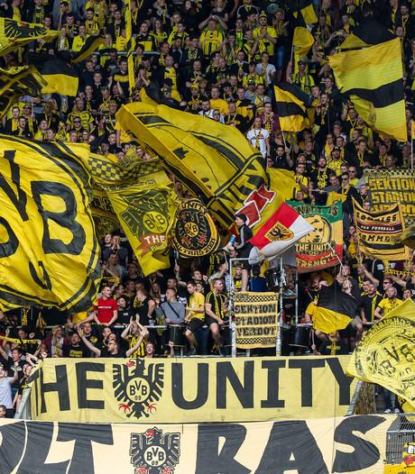 Recordaantal bezoekers in Bundesliga