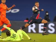Mbappé met twee goals en assist weer belangrijk voor PSG