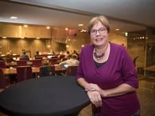Wethouder Jannie Visscher is dol op Eindhoven