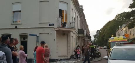 Val van balkon is ongeval volgens de politie