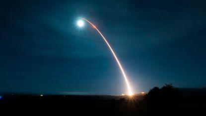 Pentagon test succesvol intercontinentale raket