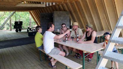 Scouts en Gidsen vinden onderdak in De Shelter
