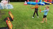 Spring- en speelpret rond de Roomanmolen