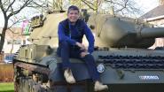 Geen bezoekjes toegestaan in Leopardtank