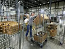 Ede hét centrum voor online-verkoop van Kruidvat