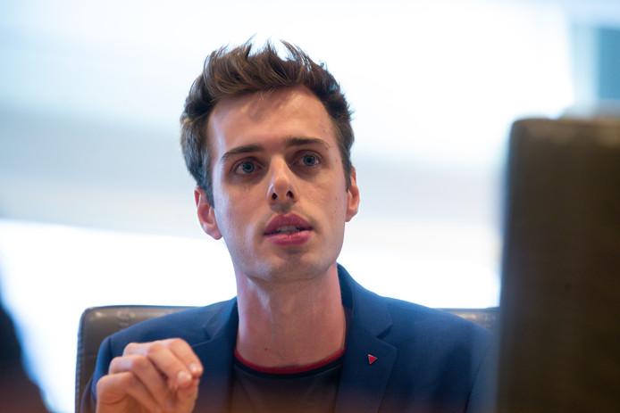 Le député flamand PVDA-PTB Jos D'Haese