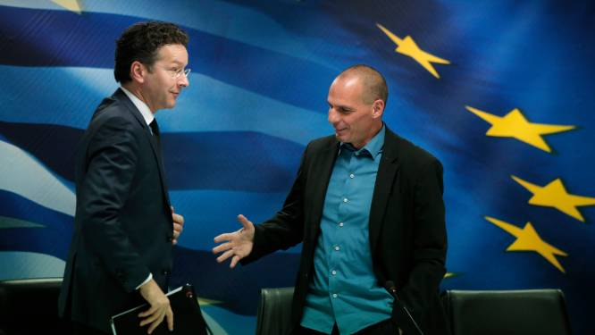 Griekenland blaast samenwerking met trojka op