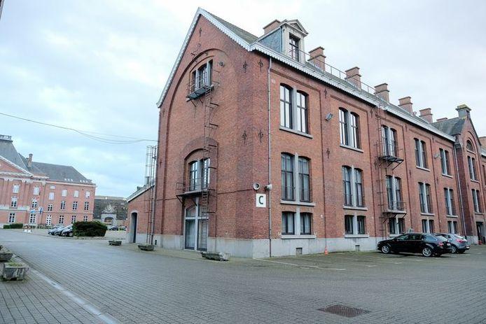 Un bâtiment du complexe Géruzet à Etterbeek a été fermé.