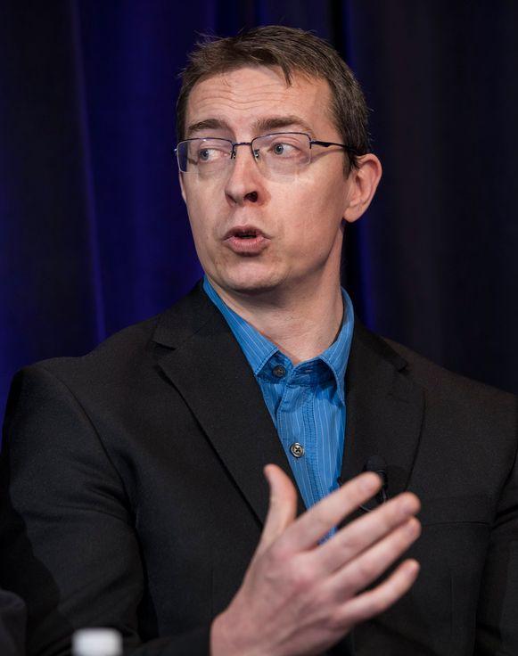 De Luikse astronoom Michaël Gillon.