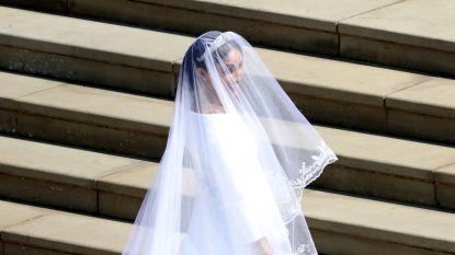 Alles wat je wil weten over de adembenemende trouwjurk van Meghan