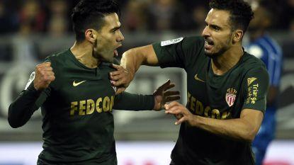 Falcao bezorgt Henry en Monaco broodnodige zege in degradatiekraker, Chadli valt geblesseerd uit