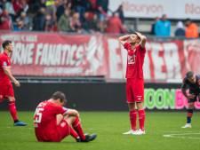 Bijen baalt van slotfase tegen RKC: 'Had bal het stadion uit moeten schieten'
