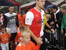 Feyenoord wint zonder Been met dubbele cijfers