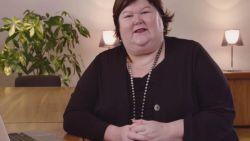 Maggie De Block brengt geestige hulde in 'Van algemeen nut': ademen met Maggie