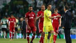 Doelpunt Vadis te weinig voor Olympiakos - kraker tussen Juventus en Barcelona stelt teleur
