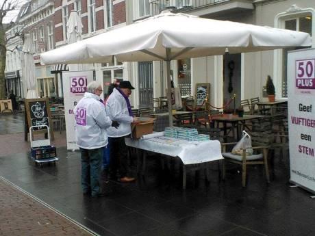 Helmond heeft nu twee partijen die het gedachtegoed van 50 Plus uitdragen