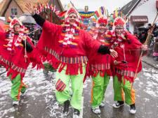 Of de carnavalsoptochten in Hoogland en Soest doorgaan is zeer onzeker, maar besluit wordt uitgesteld