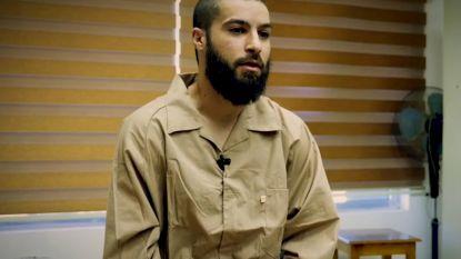 Belgisch team ondervraagt ter dood veroordeelde strijder in Irak
