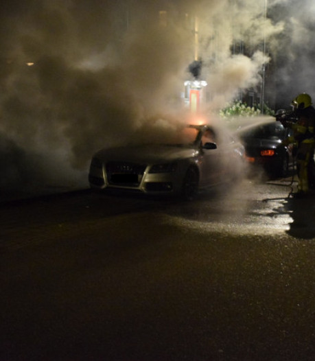 Brandstichting Maldense Audi nog niet opgelost; verdachte vrijgesproken