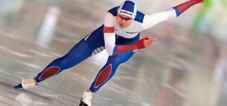 Fatkoelina verrast op 500 m in Minsk